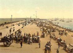 Hampshire, Southsea 1890