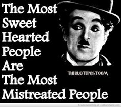Sweet Hearted People- FOR MORE GREAT QUOTES VISIT WWW.THEQUOTEPOST.COM