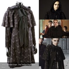 Day 284: The higher the rank within the Volturi guard, the darker the cloak. Jane's is almost #black. @propstore has her cloak from New Moon as part of the #TwilightAuction next month. #fmsphotoaday #ayearoftwilight
