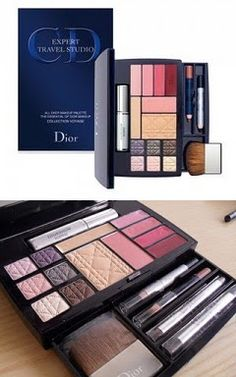 Image detail for -... christian dior cannage couture collection 2011 all over make up kit