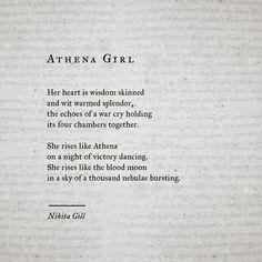 Athena Goddess Of Wisdom, Goddess Quotes, Poem Quotes, Words Quotes, Wise Words, Sayings, Pretty Words, Beautiful Words, Athena Aesthetic