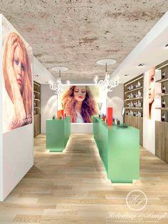 Cosmetic store concept/  Kolodziej & Szmyt