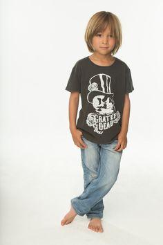 GRATEFUL DEAD MAJIC http://whistlekids.com/greteful-dead-majic/ #shortsleeve #boysfashion #chaserbrand #boysclothing #toddler #coolkids