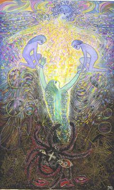 ENERGIE DE GUERISON : aborder les mystères de la conscience et évoquer le miracle d'un changement de niveau d'être.....