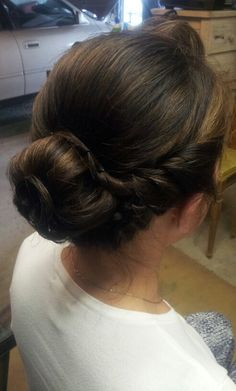 Hair style by kongty.