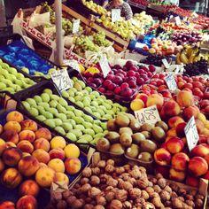 Ortigia morning market Siracuse