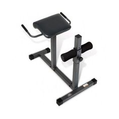Roman Chair Hyperextension Bench Exercise Equipment Home Gym Workout Fitness…