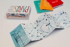 Ознакомьтесь с этим проектом @Behance: «PARIS IN A BOX — travel guide» https://www.behance.net/gallery/8842885/PARIS-IN-A-BOX-travel-guide