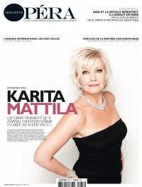 Opéra Magazine #88 : Karita Mattila