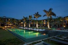 http://Vieques.mobi W Retreat & Spa - #Vieques Island at night