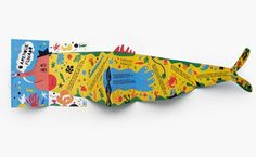 . Cardboard Sculpture, Cardboard Art, Fun Crafts For Kids, Art For Kids, Kids Activity Books, Origami, Paper Pop, Leaflet Design, Kawaii
