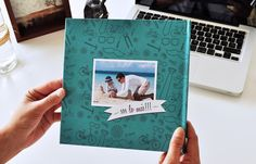 """Fotolibro para el Día del Padre - Diseño """"Multipa"""" para descargar"""