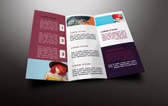 Hotel Brochure Template By Andre On Creativemarket  Brochure