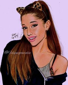 @arianagrande Focus  // pls tag her and repost  also pls follow my personal @felipegoca