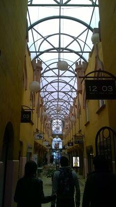 Pasajes Colonia Roma - México D.F.