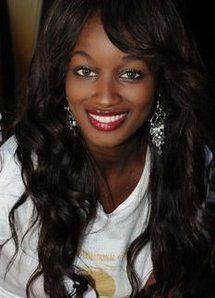 Bruna N'diaye - Italian Model / Mannequin sénégalaise / Senegalese model / Mannequin africaine / African model
