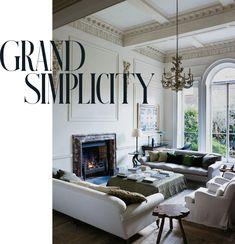 Rose Uniacke, T Magazine, NYT . http://tmagazine.blogs.nytimes.com/2013/02/15/grand-simplicity/