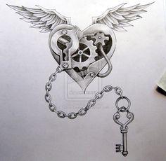 Wear my heart on my sleeve