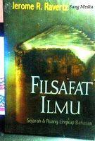 Toko Buku Sang Media : FILSAFAT ILMU,SEJARAH & RUANG LINGKUP