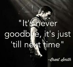 Always Brent!