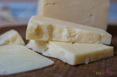 Cómo hacer queso cheddar casa | Paso a paso la receta con fotos. Gabriel…