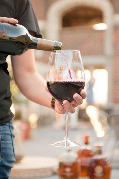 Al fresco Party + Cocktail Recipe by Marti's Floral Design Cocktail Party Food, Cocktail Recipes, Wine Vineyards, Red Wine Glasses, Wine Down, French Wine, Wine O Clock, In Vino Veritas, Wine Cheese