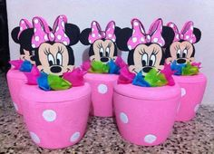 Hieleras de Minnie