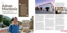 Interview with Tourism Today Magazine, Antalya, Turkey
