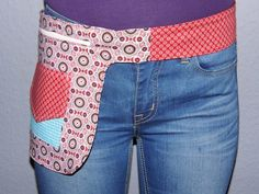 Diabetic Pump, Hip Bag, Steampunk Fashion, Jeans, Sewing Projects, Pumps, Couture, Etsy, Pattern