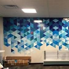 wall graphics for office - Google Search Tile Floor, Flooring, Texture, Contemporary, Rugs, Wall, Crafts, Graphics, Commercial