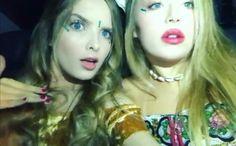 Giovanna Chaves e Duda Reis❤ Garota Tendência Jade, Fashion, Keys, Singers, Girls Girls Girls, Models, Trends, Moda, La Mode