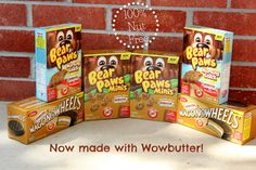 dare bear paws and wagon wheels prize pack, CDN, 10/4