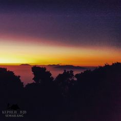 Early morning, mount lawu, Indonesia
