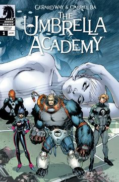 Umbrella academy tv show