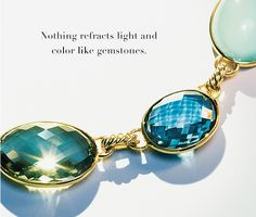 David Yurman Gemstone Jewelry | Designer Jewelry | DavidYurman.com