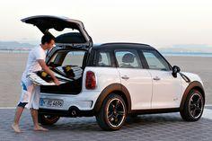 Mini Cooper Countryman: the car of my dreams.