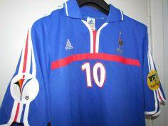 Francia 2000-02 adidas Home