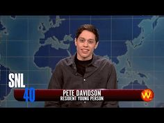 Weekend Update: Pete Davidson on The Walking Dead Season Finale (ft. Norman Reedus) - SNL - YouTube
