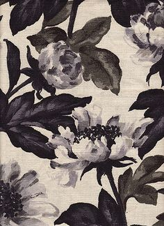The charm of dark florals via #haskellharris @magpiebyhaskellharris.blogspot.com