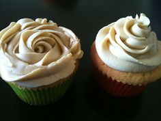 Botercrème met banketbakkersroom | HandmadeHelen