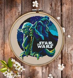 Star Wars Cross Stitch Pattern for Instant Download 061