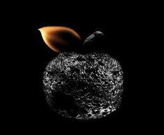 Burnt Matchsticks by Russian photo artist Stanislav Aristov