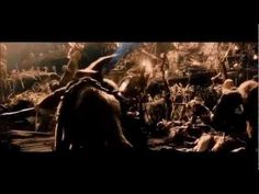 The Hobbit - Fighting Trolls and Fighting Goblins