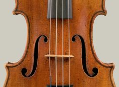 f holes, The 'Rawlins' Stradivarius, - Air is flowing back and forth through the f holes as you play your instrument. How that air flows, how smoothly it flows, and how fast it flows are all characteristics of your instrument's tone.