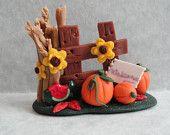 I Love Autumn · Polymer Clay | CraftGossip.com