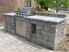 This would be a great addition to our backyard - we love to grill in the summer (Spring and fall)!
