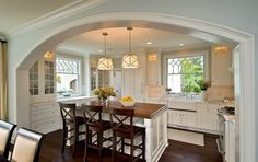 What is your favorite feature in this kitchen?
