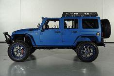 Starwood Custom Kevlar Jeep Wrangler Unlimited SEMA Build Image 12