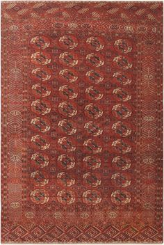 Antique Caucasian Bokara Rug 46959 Nazmiyal - By Nazmiyal