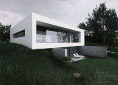 By-house, house on a slope, bydgoszcz | TAMIZO ARCHITECTS